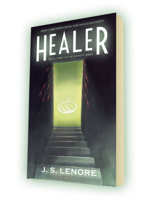 Healer - The Affinity Series Book 3