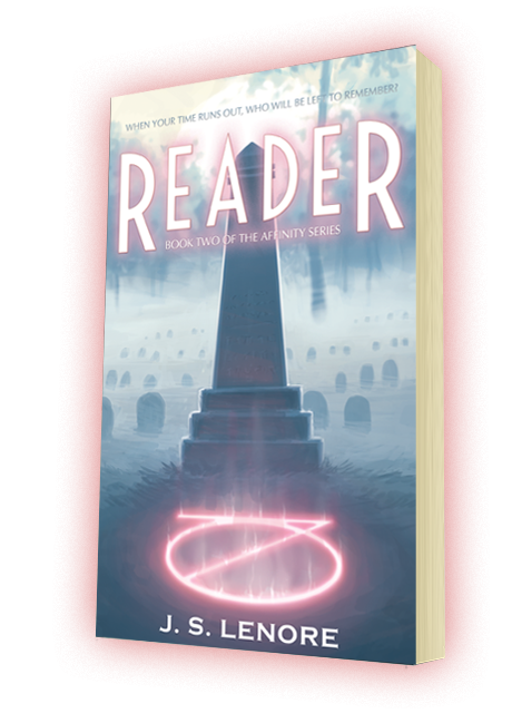 Reader - Book 2 of the Affinity Series